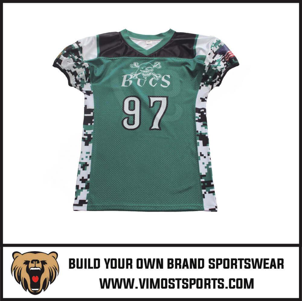 American football shirts