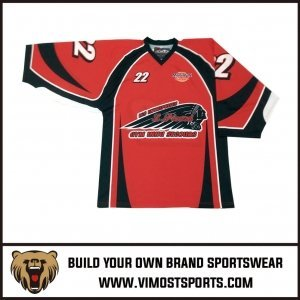 ice hockey shirts