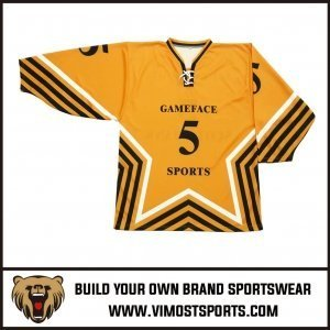 inline hockey shirts