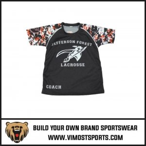 lacrosse shooting shirts