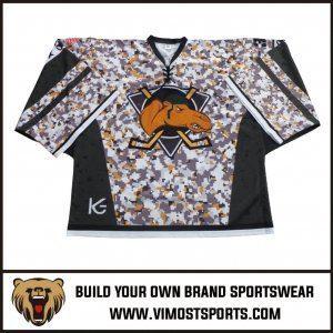 roller hockey shirts
