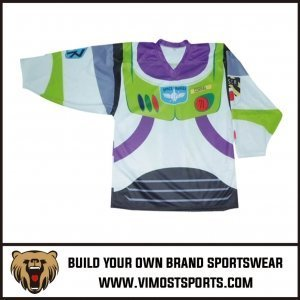 roller hockey shirts