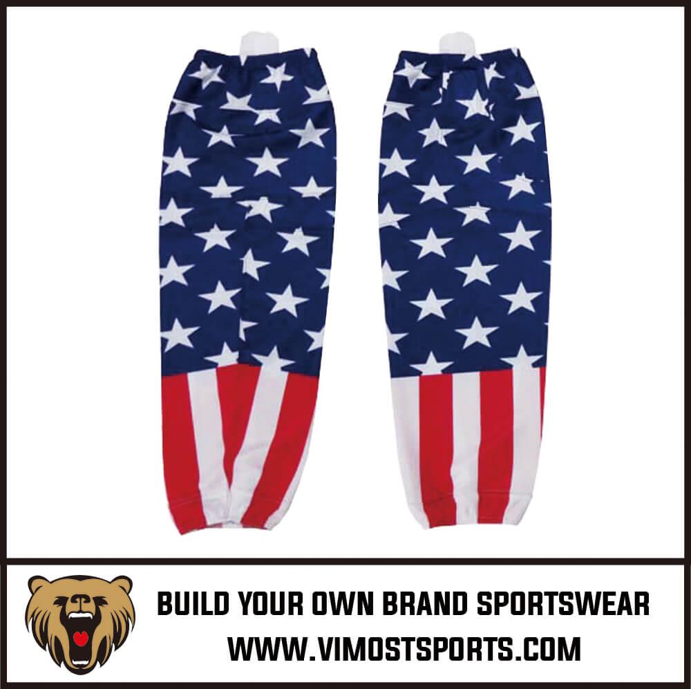 USA hockey socks