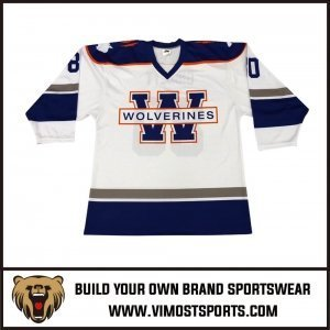 ice hockey apparel