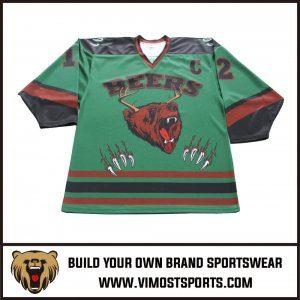 inline hockey jersey