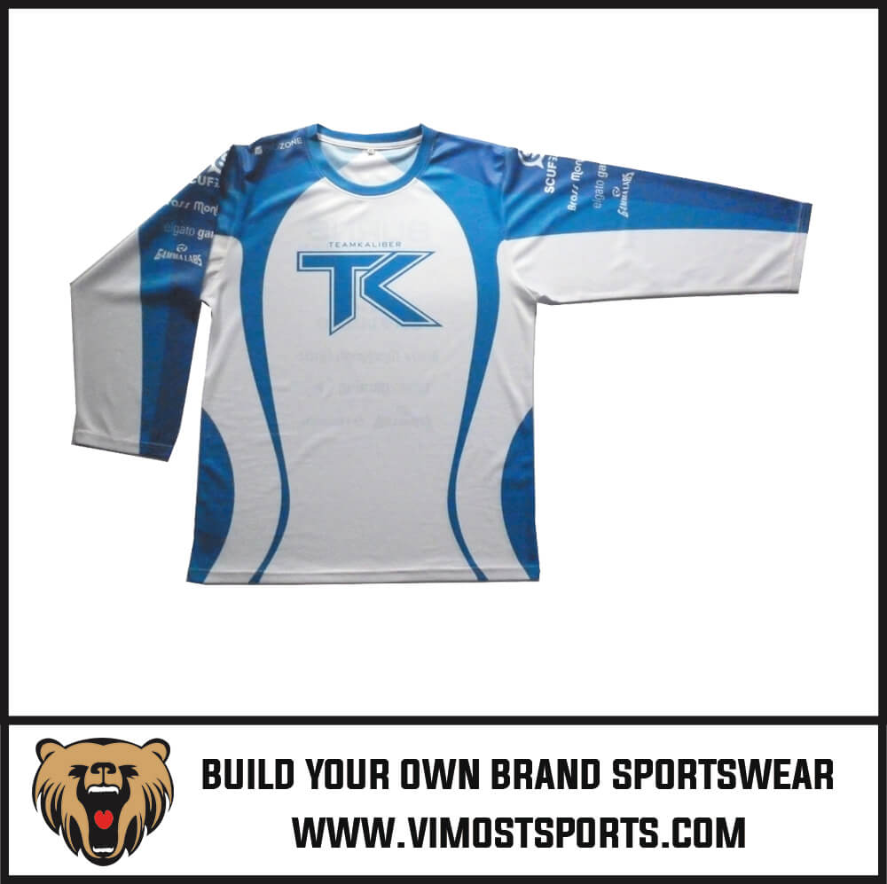 long sleeve Esports Jersey