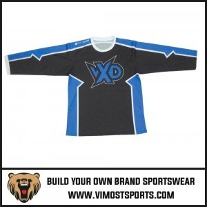 long sleeve Gaming jersey