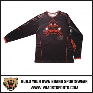 long sleeve esports appare