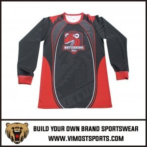long sleeve esports shirts
