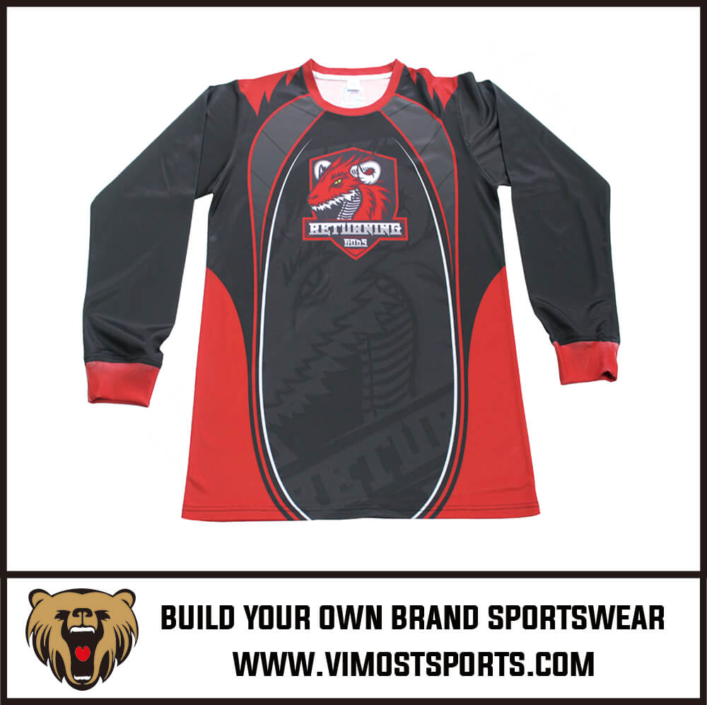 long sleeve esports shirts