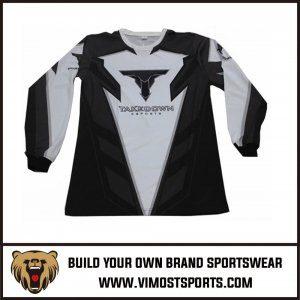 long sleeve gaming apparel
