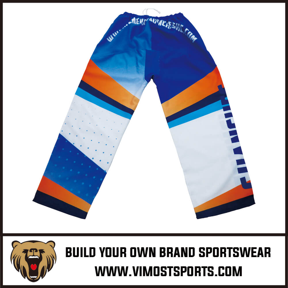 roller hockey pants