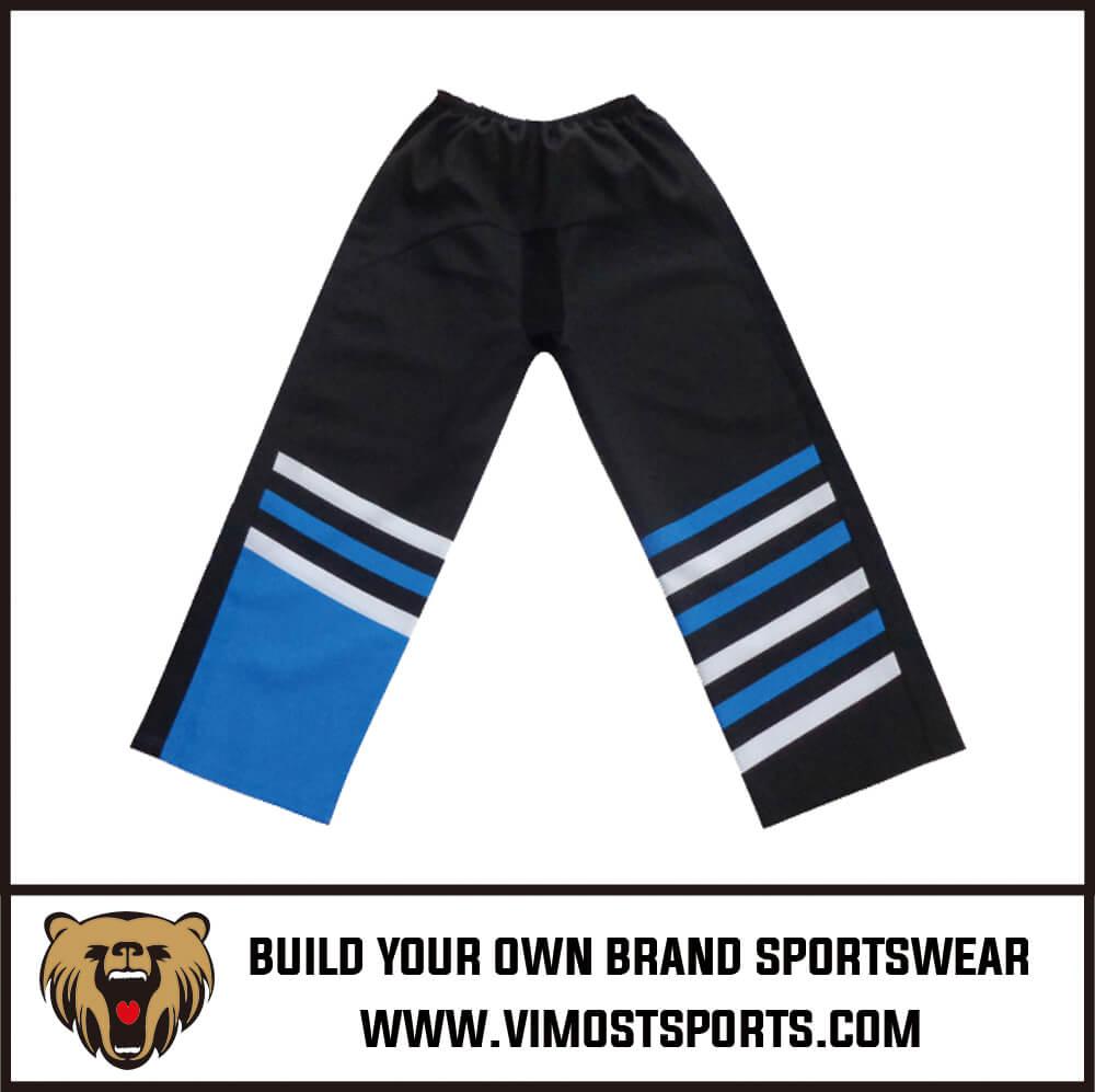 sublimated hockey pants