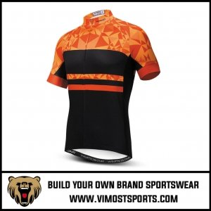 orange cycling top 0514